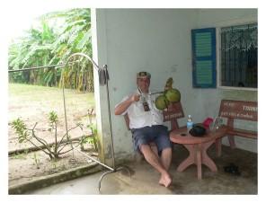 Mal's got big coconuts