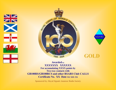 Centenary Gold