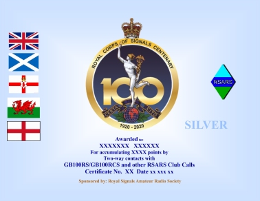 Centenary Silver