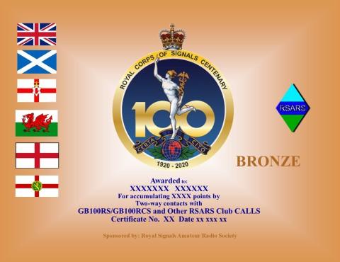 Centenary Bronze Side 6